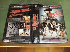 "Rare Film : "" 3 Panthères Au Combat "" - Action, Aventure"