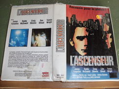 """Rare Film : """" Meurtre Dans L'ascenseur """" - Crime"""