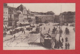 Nice --  Casino Municipal - Monuments, édifices