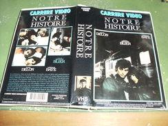 "Rare Film : "" Notre Histoire "" - Action, Aventure"