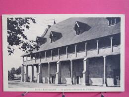 03 - Montluçon - La Galerie Extérieure Du Château - 1936 - Scans Recto-verso - Montlucon