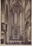 Rostock - S/w Petrikirche   Chor Mit Barockaltar - Rostock