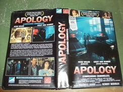 """Rare Film : """" Apology  ( Confessions Criminelles )  """" - Krimis & Thriller"""