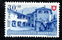 11015 Switzerland 1948  Michel # 511 (*) Offers Welcome! - Ungebraucht