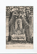 FONTAINE OZILLAC EGLISE FETE DE SAINTE THERESE DE L'ENFANT JESUS 24 NOVEMBRE 1929 - Autres Communes