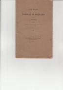 """RECUEIL POEME PAR J TISSEUR  AVEC DEDICACE- """"UNE VISITE AU TOMBEAU DE JACQUARD """" -- 35 Pages -Lyon 1853 - Poetry"""