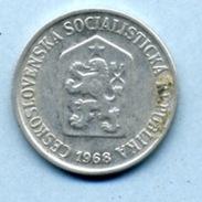 1968 10 Halers - Czechoslovakia