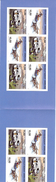 Europa CEPT 2013: GROENLAND/GRONLAND  Michel 632/633** 5 Paires Autocollantes  Issues Du Carnet - 2013