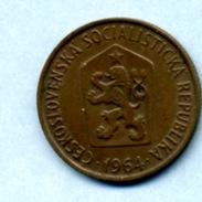 1964 50 Halers - Tchécoslovaquie