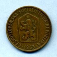 1963 50 Halers - Czechoslovakia