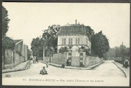92 - Hauts-de-Seine - Bourg-la-Reine, Rue André Theuriet - Bourg La Reine