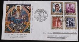 SPANIEN 1961 MI-NR. 1260/63 FDC (118) - European Ideas