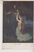 Illustratori Illustrators Illustrateurs Richard Wagner Die Walkure  1926 Vg - Wagner, Richard