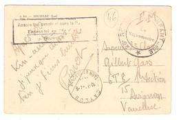 CPA Lot 46 SOUILLAC Les 3 Viaducs Cachets Militaires : 26 ème Infanterie Et Assure Ton Avenir, Engage Toi ...Perigueux - Souillac