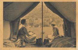 Fédération Des Eclaireuses De France - Sous La Tente 1935 - Scoutismo