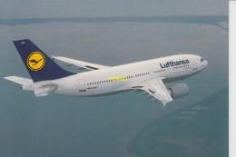Lufthansa Airbus A310-300 - 1946-....: Ere Moderne