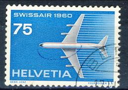 Svizzera 1960 N. 642 C. 75 Usato Cat. € 6 - Usados