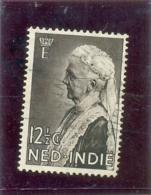 1934 INDES NEERLANDAISES Y & T N° 202 ( O ) 12 1/2 Cents - Niederländisch-Indien