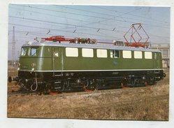 TRAIN  - AK292551 Elektro-Mehrsystemlokomotive E 320 021 Im AW München-Freimann - Trains