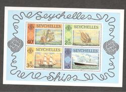 Seychelles1981: Michel Bl.16 Mnh** - Blocs-feuillets