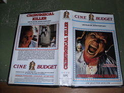 """Rare Film : """" Chirurgical Killer """" - Horror"""