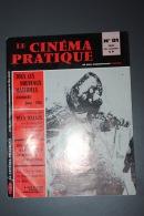 Lot De 3 Revues LE CINEMA PRATIQUE N°81-82-83 Année 1968 Revue Amateur Film étroit 8mm Super 8 - Magazines