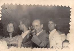 "06552 ""FOTO LAMPO - TIRO A SEGNO - LUNA PARK"" FOTOGR. ORIG. - Personnes Anonymes"