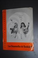 Affichette Du Film Les Demoiselles De Rochefort Avec Catherine DENEUVE Et Françoise DORLEAC - Posters