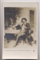 LE REPAS DES CHASSEURS - Salon 1908 - A. Chanut - Animée - Chasse
