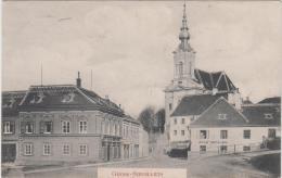 AK -  GROSS SIEGHARTS - Strassenansicht - Haus Von Uhrmacher Josef Morawetz 1911 - Waidhofen An Der Thaya