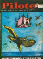 BD - PILOTE - LE JOURNAL D'ASTÉRIX ET OBÉLIX No 496, 1969 - PHILEMON, A TIRE-D'AILE VERS LE CHATEAU SUSPENDU - 52 PAGES - Pilote