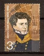 1972 - James Clark Ross (1800-1862) N°653 (Q1 Réf) - 1952-.... (Elizabeth II)