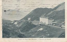 La Tarentaise - Hospice Du Petit St Bernard - Vue Du Coté Savoie - Altri Comuni