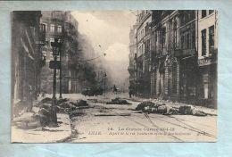 CPA - La Grande Guerre 1914-15 - Lille (59) - 29. Aspect De La Rue Faidherbe Après Le Bombardement - Weltkrieg 1914-18