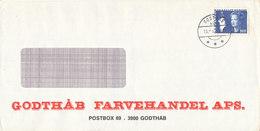 Greenland Cover Godthab 13-12-1981 - Non Classificati