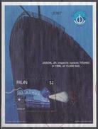 PALAU 1998 HB-58 USADO - Palau