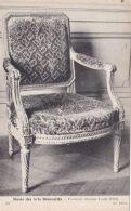 Mobilier - Fauteuil - Epoque Louis XVI - Bellas Artes