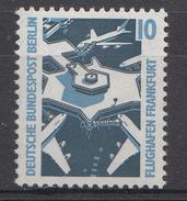 Allemagne 1988  Mi.nr.:797 Flughafen  Neuf Sans Charniere /MNH / Postfris - [5] Berlin