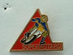 PIN'S MOTO - SUPERMOTARD - Motorbikes