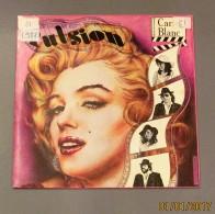 45T PASSION : Carré Blanc - Vinyl-Schallplatten