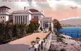 LAGO DI GARDA (Italien, Trient) - Casino E Fasano, 1910? - Trento