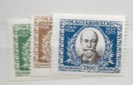 1925 MH Hungary - Ongebruikt