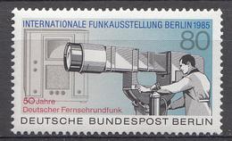 Allemagne Berlin 1985  Mi.nr.:741 Funkausstellung IFA, Berlin  Neuf Sans Charniere /MNH / Postfris - [5] Berlijn
