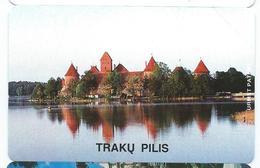 LIETUVA 4 - 200u TRAKU PILIS Neuve URMET MINT Lituanie - Lituania