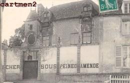 CHATILLON-SUR-SEINE LA PRISON JUSTICE PENITENCIER 92 - Châtillon