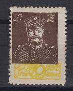 LITHUANIA – Polish Occupation N° 16 * MH – 1920 – Zeligowski - Lituanie