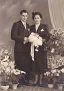 Oude Foto Van Een Koppel (pk31883) - Couples