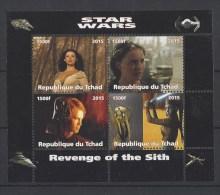 Star Wars (6) Revenge Of The Sith Gestempeld - Film