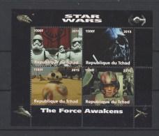 Star Wars (3) The Force Awakens Gestempeld - Film