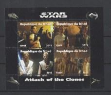 Star Wars (1) Attack Of The Clones Gestempeld - Film